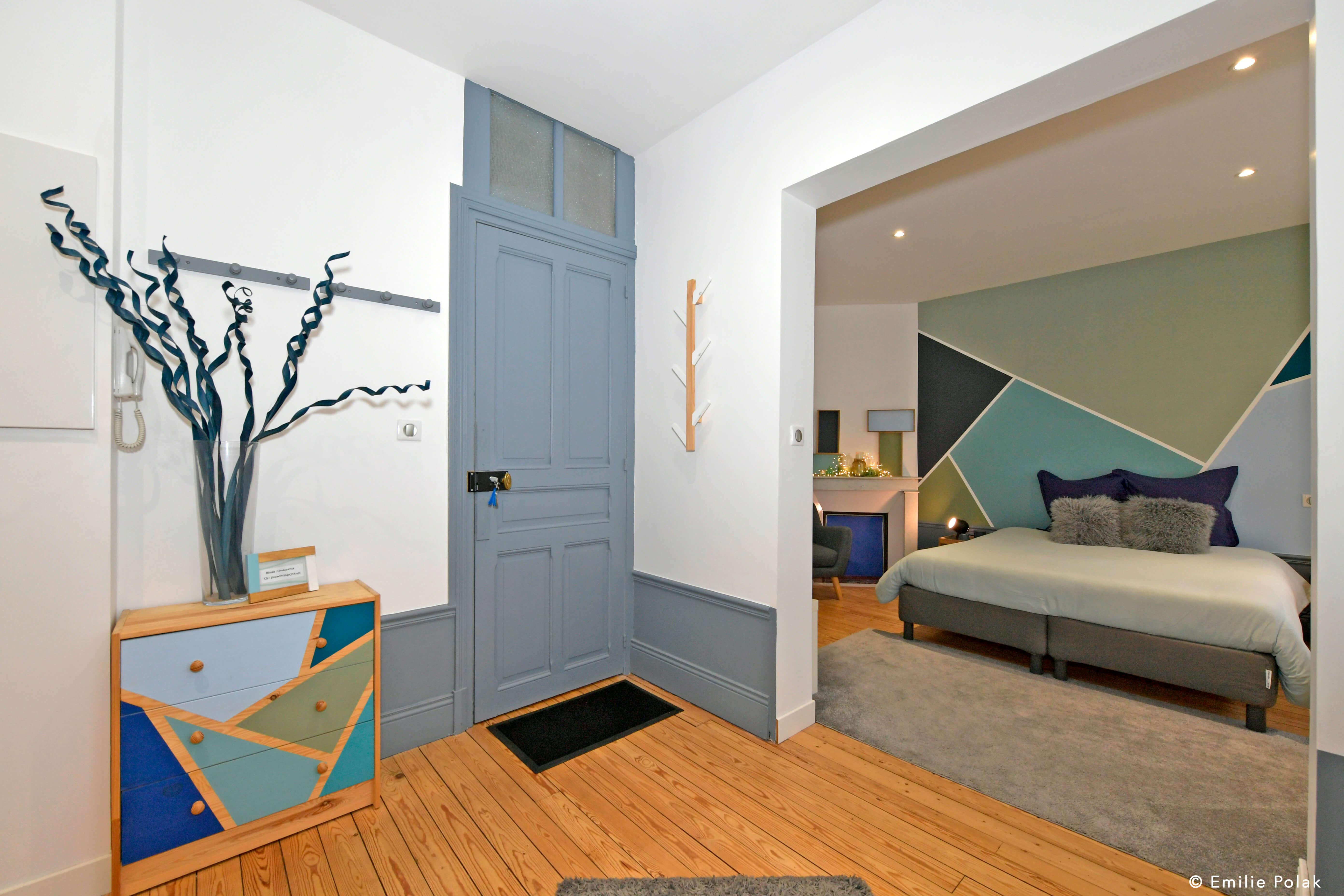 Art Deco Room Pastel Nights