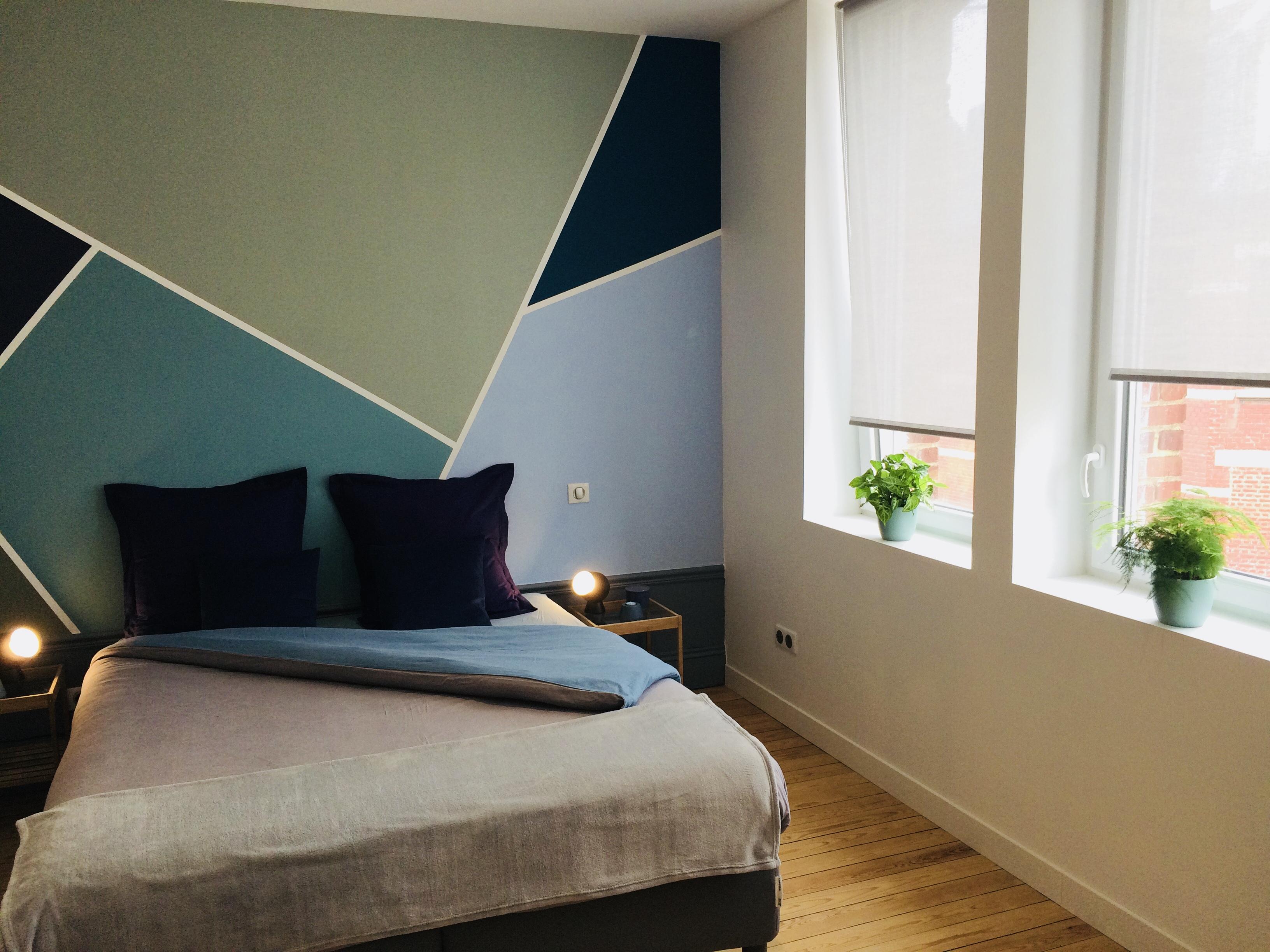 Art Deco Room – Pastel nights